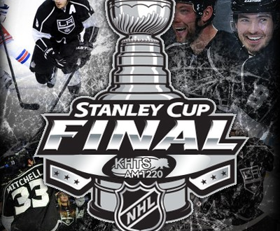Los Angeles Kings Win The 2014 Stanley Cup In Game 5 Vs New York Rangers Hometown Station