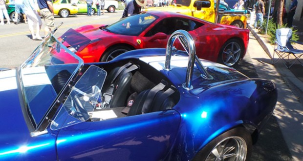 Old Town Newhall Association Hosts Th Annual Classic Car Show - Old town car show