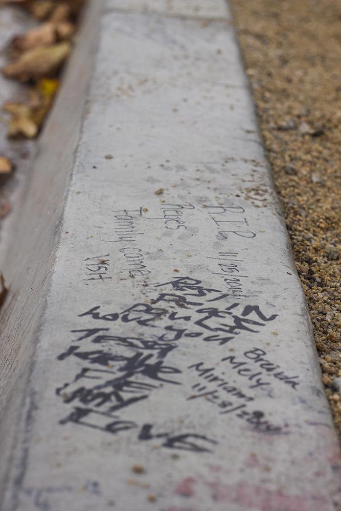 Fans Host Memorial In Santa Clarita One Year After Paul Walker