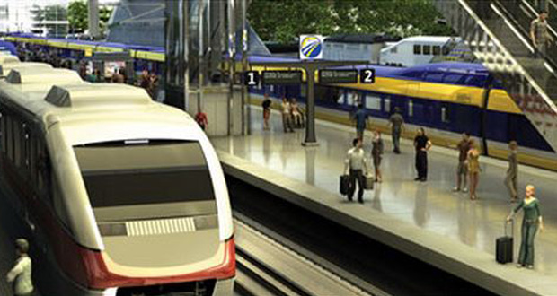 Officials Hosting High-Speed Rail System Open House In ...
