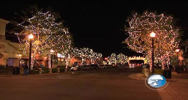 Santa Clarita Christmas Lights