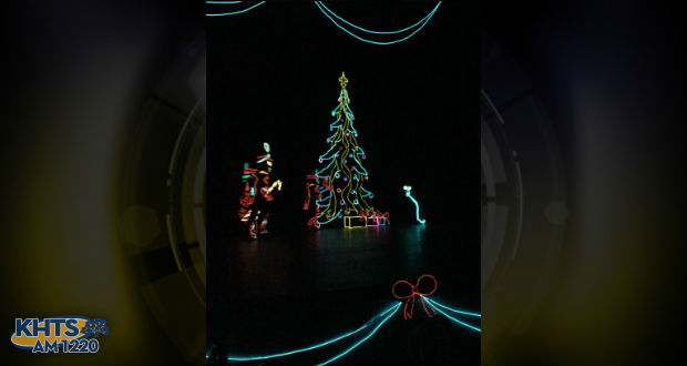 A Very Electric Christmas' Lights Up At COC Performing Arts Center ...