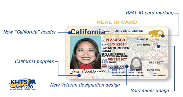 Required For Issue Air 2020 Dmv 'real Starting Id' In Travel To