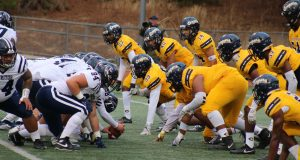 Canyons Takes Home Win In 50th Anniversary Homecoming Game