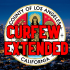 Los Angeles County Curfew
