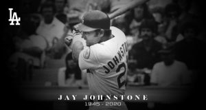 Former Dodger Jay Johnstone Dies At 74 After Battle With COVID-19